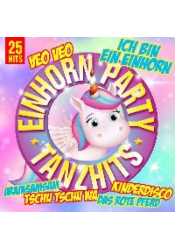 Einhorn Party Tanzhits